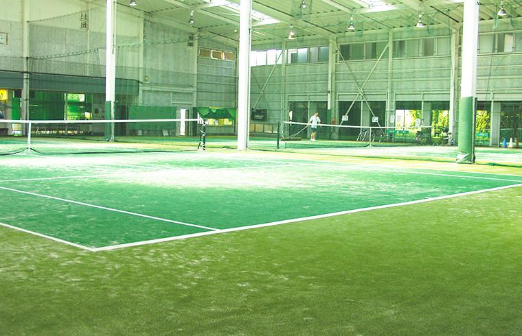 ロングウッド森林 テニスコート