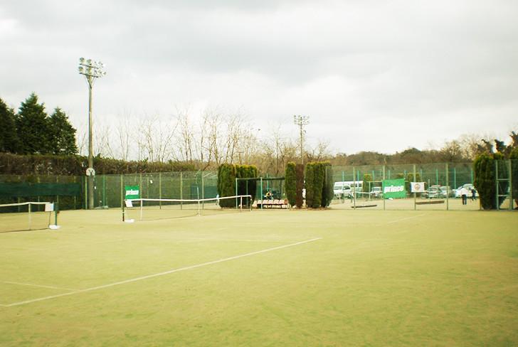 会員制テニスクラブ
